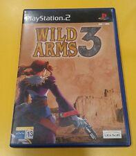 Wild Arms 3 GIOCO PS2 VERSIONE ITALIANA