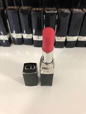 Dior lipstick rouge Baume Natural lip treatment couture shade 568 Rose Rose