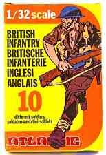 Atlantic British Infantry - set 2103 - mint-in-box - 60mm scale