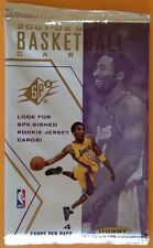 2001-02 Upper Deck SPx Pack Kobe Michael Jordan Spectrum? Rookie Auto/Jersey?