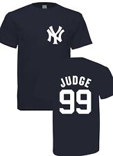 Awesome Aaron Judge 99 Yankees T- SHIRTS
