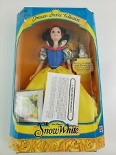 "Princess Stories Collection Snow White Doll 1997 Disney Mattel 12"" Toy 18194 NEW"