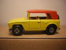 MATCHBOX Field Car   n°18 vintage 1969  1/64 ~~ tracteur