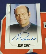 2019 Star Trek Inflexions Bridge Crew Ethan Phillips Autograph