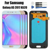 Écran LCD Tactile Touch Screen Pour Samsung Galaxy A5 A520 2017 A520F AR02FR
