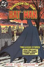 SHADOW OF THE BATMAN (1985 Series) #2 Fine Comics Book