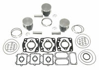 1995-2000 Arctic Cat ZRT 600 Pistons & Top End Gasket Kit Std Stock Bore 66.50mm