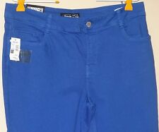 Jay Jays Jegging Womens Blue Jeans Size 16 Slim Sits on Hips 36 x 32  New NWT