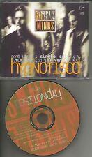 SIMPLE MINDS Hypnotised w/2 RARE EDITS TLA EDIT RADIO PROMO DJ CD single 1995