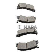 Disc Brake Pad Kit-DOHC, Eng Code: 5SFE NAPA/ADAPTIVE ONE BRK PADS-ADO AD7223