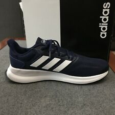 Adidas * RunFalcon Blue Running Shoes F36201 for Men Size 10 COD PayPal