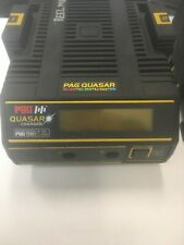 PAG Quasar Multi Chemistry Gold Mount  / Anton Bauer Lithium Battery Charger