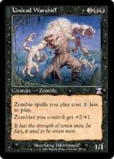 MTG: Magic The Gathering Cards **4x Undead Warchief** Time SPiral LP black CNY