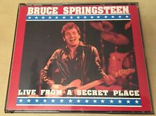 Bruce Springsteen Double Cd Live From A Secret Place 1992