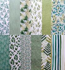 Designerpapier Ewiges Grün von Stampin up 6 Bögen ci.´15,2 x 15,2cm -#
