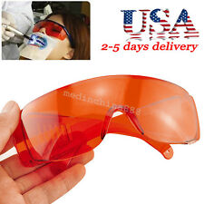 Medical Goggle Glasses Lab Safety Dental Protective Eye for LED/UV Curing Light