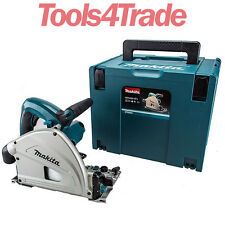 Makita SP6000J1/1 110V Plunge Cut Circular Saw 165mm with MakPac Connector Case