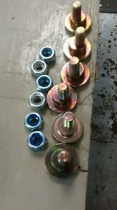 """81160WN6 VICON DISC MOWER BLADE BOLTS 6pack  """"FREE SHIPPING"""""""