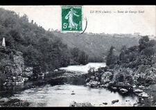 LE PIN (36) BAINS de GEORGE SAND en 1909