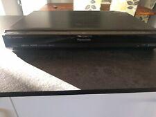 Panasonic DMR-EX77  HDD DVD Recorder - Black