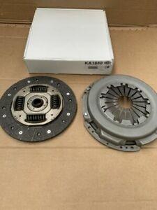 2pc Clutch Kit for Ford Transit 2.0 Di 2000-2006 2.3 16V RWD 2006-2014 250mm