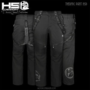 HOTSPOT Design Thermic Pant HS, Thermohose, Anglerhose, winddicht, wasserdicht