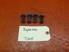 Yamaha Raptor 660r Subframe Bolts Frame Rear Sub Mounts YFM660 660 r 01-05