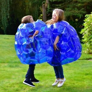 New Sumo Buddy Bumper Balls Suit Kids Inflatable Fun Play Outdoor Game Toy 2pk.