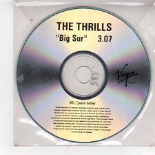 (FU276) The Thrills, Big Sur - DJ CD