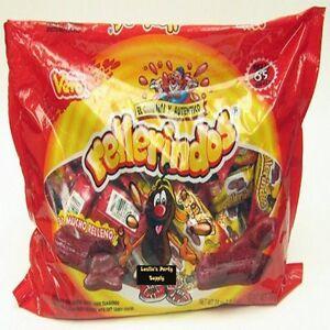 Vero Rellerindos Tamarind flavor hard candy with soft center 65-ct bag