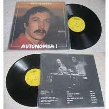 MANS DE BREISH - Autonomia ! Rare French LP Occitan Folk Prog Ventadorn 77