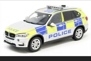 PARAGON MODELS BMW X5 LONDON METROPOLITAN POLICE ARMED RESPONSE PA-91203