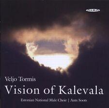 Estonian National Male Choir, Veljo Tormis - Vision of Kalevala [New CD]