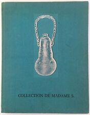 Collection de Madame S. Tres Importantes Pierres Dures de la Chine [20 Nov 1958]
