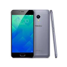 Teléfonos móviles libres grises de doble núcleo con 16 GB de almacenaje