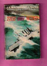 vintage  paperback The Big Wind MACDONNELL  1964