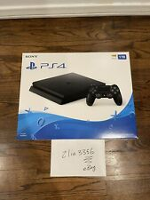 Sony PlayStation PS4 1TB Slim Gaming Console Black New IN HAND SHIP NOW