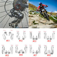 Bicycle Accessories Aluminium Alloy Bike Derailleur Hanger Hook Rear Gear Mech