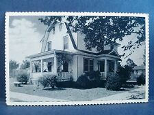 Postcard VA Petersburg Boulevard Home