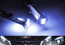 194 168 SAMSUNG 3 SMD LED For Mercedes No Error Parking Light T10 W5W Bulb White