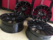 MERCEDES 22 IN  2017 S63 RIMS BLACK EDT NEW SET4 FITS S550 S400 S600 S65 S  AMG