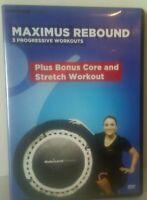 Maximus Rebound 3 Progressive Workouts DVD Exercise Video