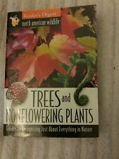 North American Wildlife : Trees and Nonflowering Plants by Reader's Digest