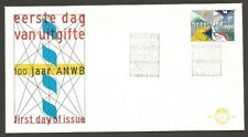 Pays-Bas 1983 1197 FDC Royal Touring Club - ANWB- Voitures