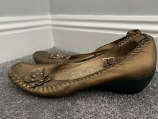Clarks Shoes Size 6.5 39.5 D Ankle Strap Smart Style