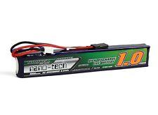 Turnigy Nano-Tech 1000mAh 2S 6.6V 5C 10C LiFePo4 Receiver Battery Pack w/JR Plug