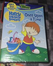 Harry And His Bucket Full Of Dinosaurs: Once Upon A Time ( DVD Dino Activates)