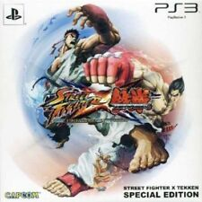 NEW PS3 Street Fighter X Tekken (HK CHI+ENG+JAP Special Edition)- Capcom