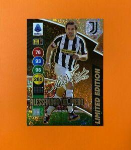 Adrenalyn Calciatori 2021-2022 Alessandro Del Piero Juventus Limited Edition XXL
