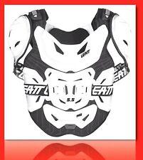 LEATT Chest Protector 5.5 Pro White 5014101112